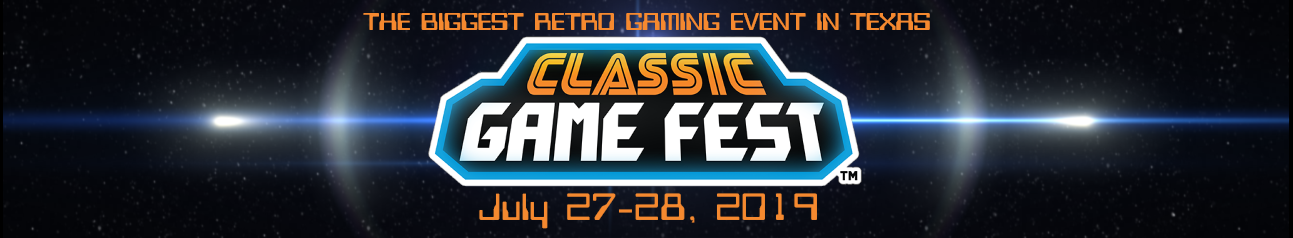 Get the CGF App - Classic Game Fest