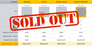 All Exhibitor Booths Have Sold Out!