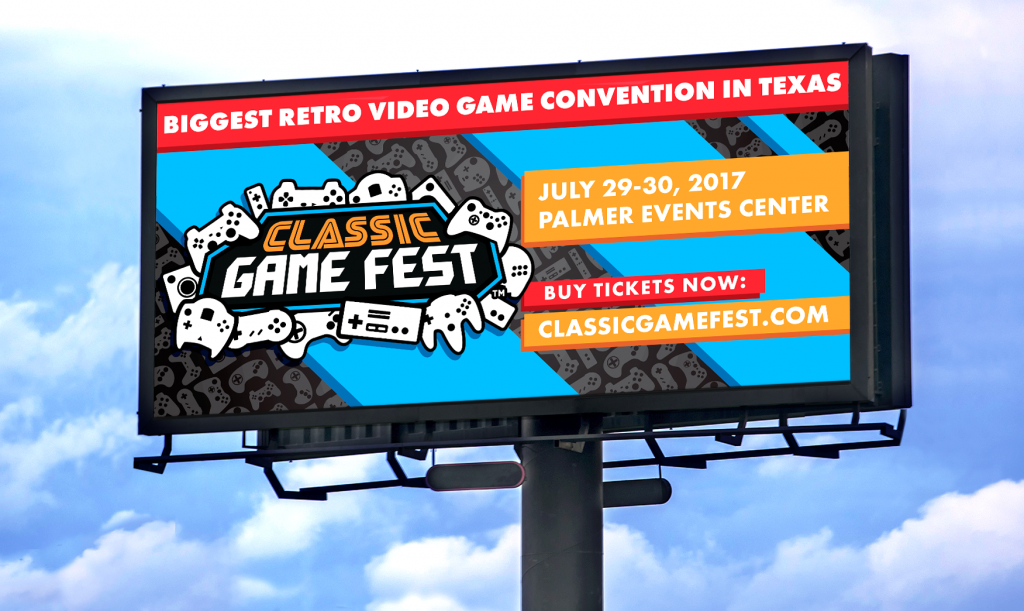 Find CGF billboards in Austin and win FREE tickets