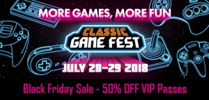 CGF 2018 Tickets On Sale NOW!