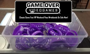 Buy CGF VIP Passes at Game Over Videogames